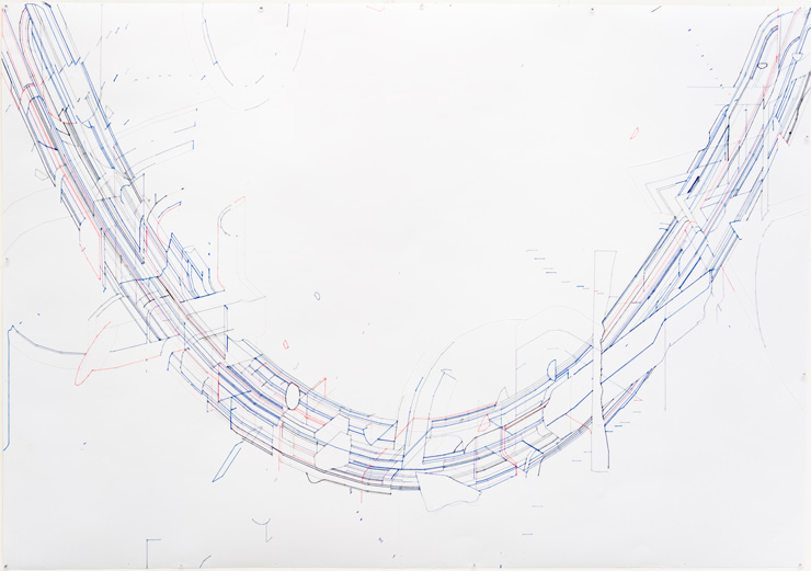 Keita Mori, Bug report (Catenary), 2015